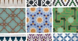 New Moroccan Stencils From Royal Design Studio