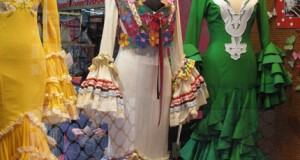 Flamenco Dress Up at La Feria de Abril
