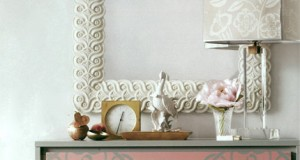 Sophisticated Stencils in Martha Stewart Living