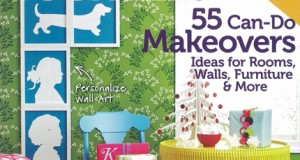 Royal Design Studio Stencils in Do It Yourself Magazine