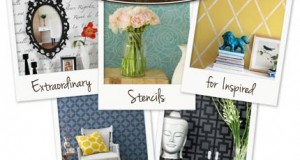 Stencil Giveaway: Nester-style
