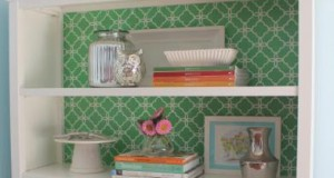 Yummy Furniture Stencil Makeover