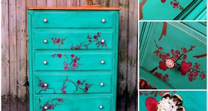 Stencil Stars: Stiltskin Studios' Stenciled Furniture