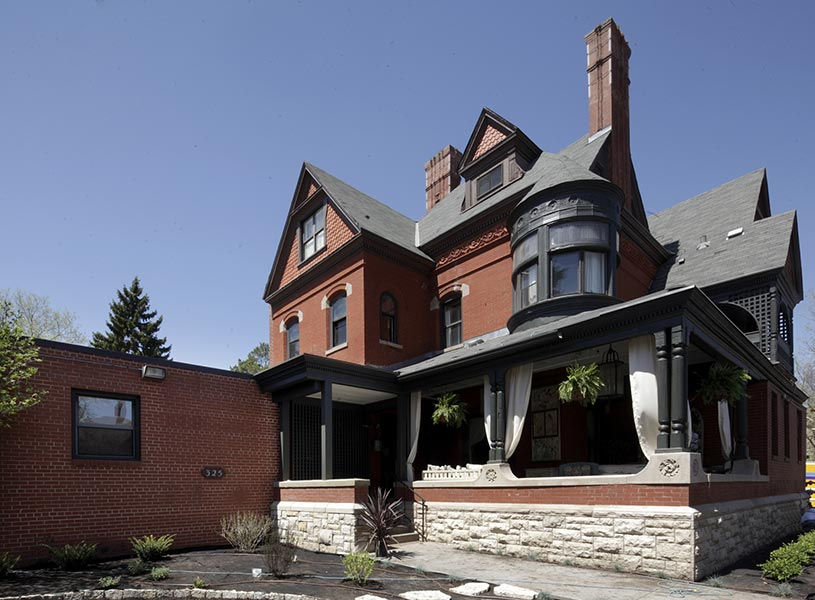The Saint Paul Bed and Breakfast