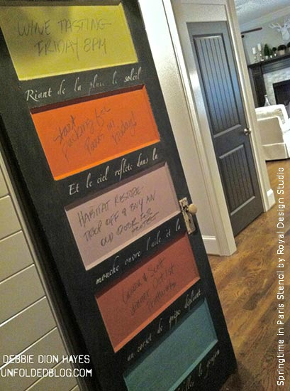 Lettering-Stencil-and-Chalk-Paint-on-Door-Art