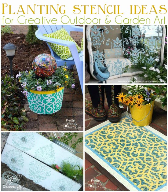 Stencil-Ideas-for-Painted-Garden-Decor