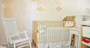Sweetly Stenciled Nurseries