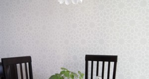 Stenciling with Global Style!