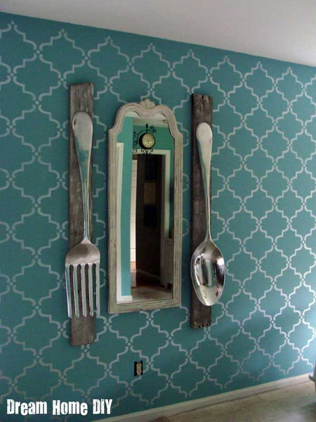 dining-room-stencil-diy