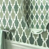 Moroccan Arches Bathroom Makeover