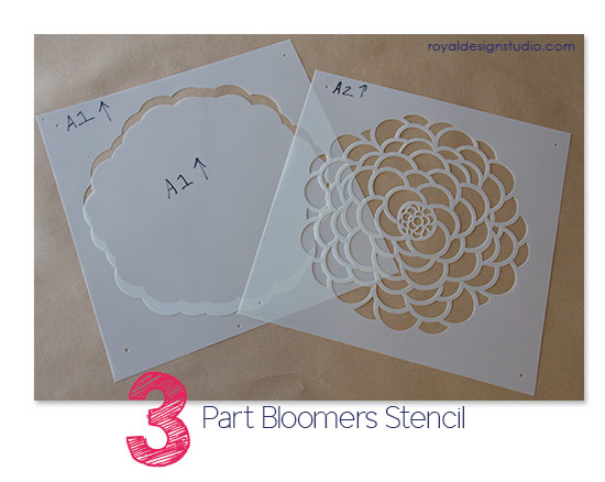Bloomers-Flower-Stencils