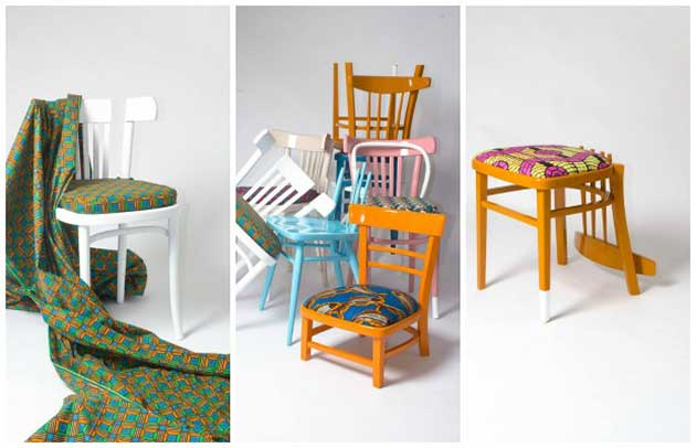 Afro Bloggers feature emerging furniture talent Yinka Ilori