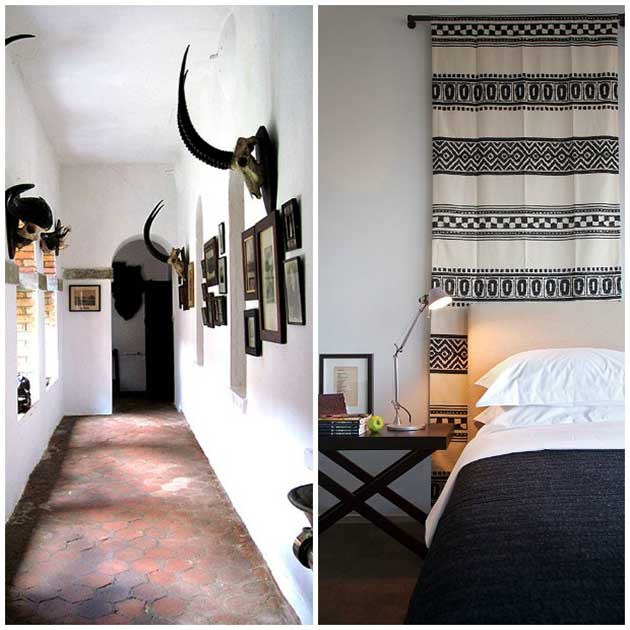 Afro Bloggers feature Africa inspired home decor