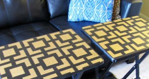 Before + After: Inspiring Stenciled Furniture Projects!