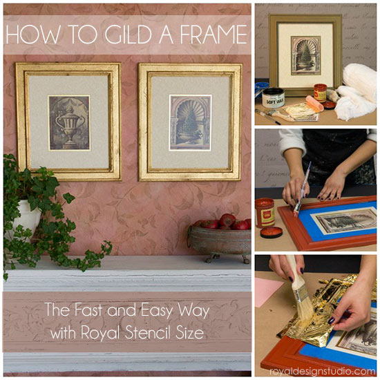 How-to-Gild-a-Frame