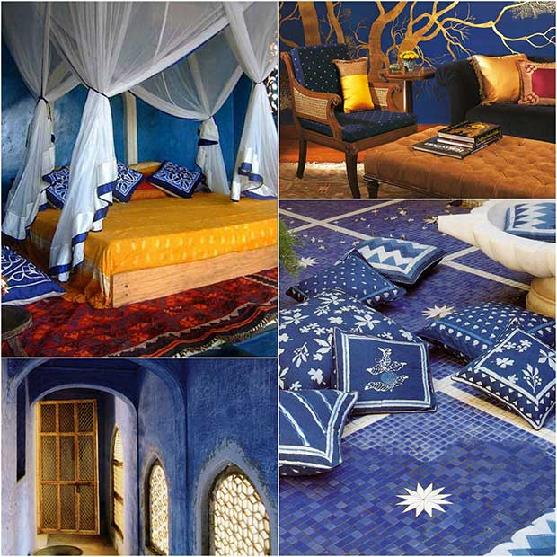 India-Inspired-Interiors-Indigo-Blue