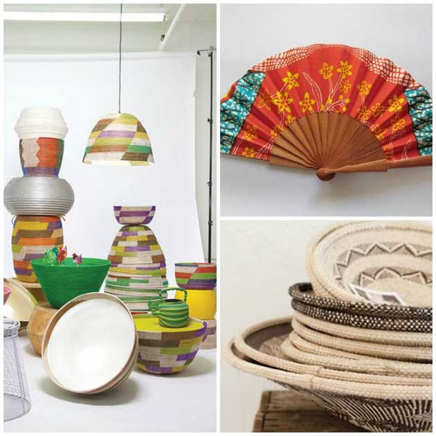 Contemporary African Products