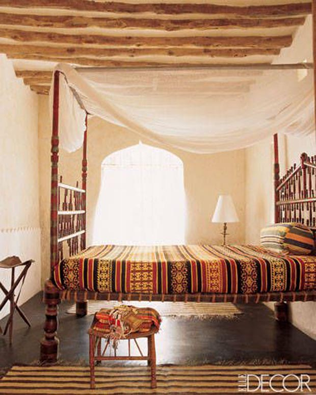 Paint and Pattern Pinterest Board: African Room Design - ELLE DECOR