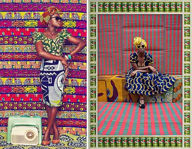 Paint and Pattern Pinterest Board: Africa Fashion and Art