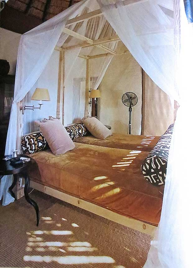 Simply Safari Book - Canopy Bed