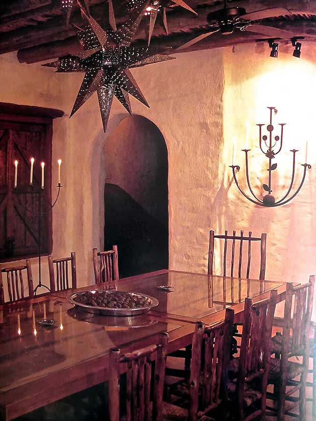 Simply Safari Book - Dining Room
