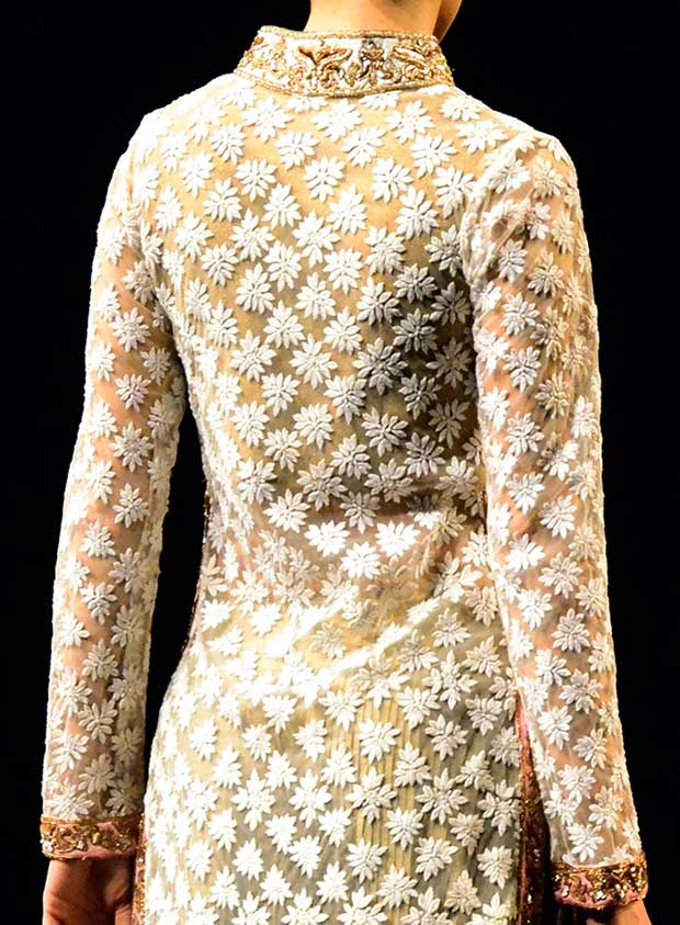 Chikankari A Traditional Indian Embroidery Style Paint