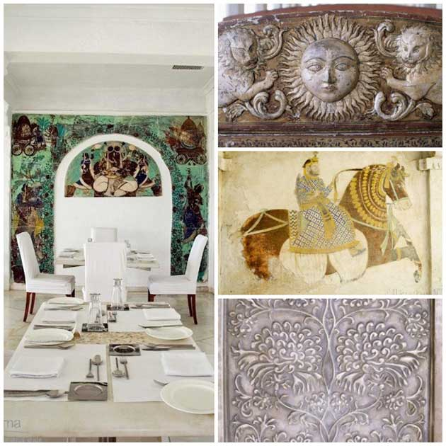 Hotel-Devi-Garh-Fort-Wall-Accents