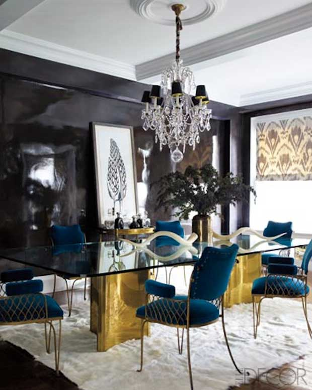 Black-Lacquer-Feature-Wall