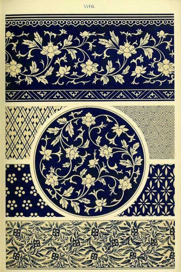 Floral-Patterns-of-Chinese-Ornaments-2