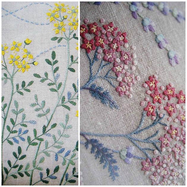 Paint pattern pinterest japanese embroidery