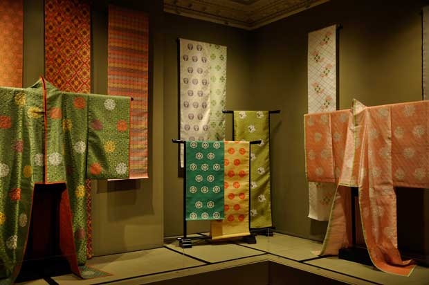 Japanese Obi at the Textile Museum in Washington, DC | Paint + Pattern