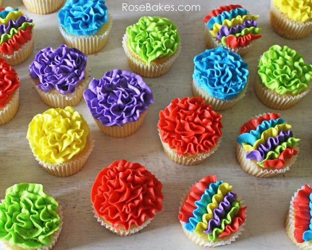 Cinco De Mayo Party Ideas for Desserts via Paint + Pattern