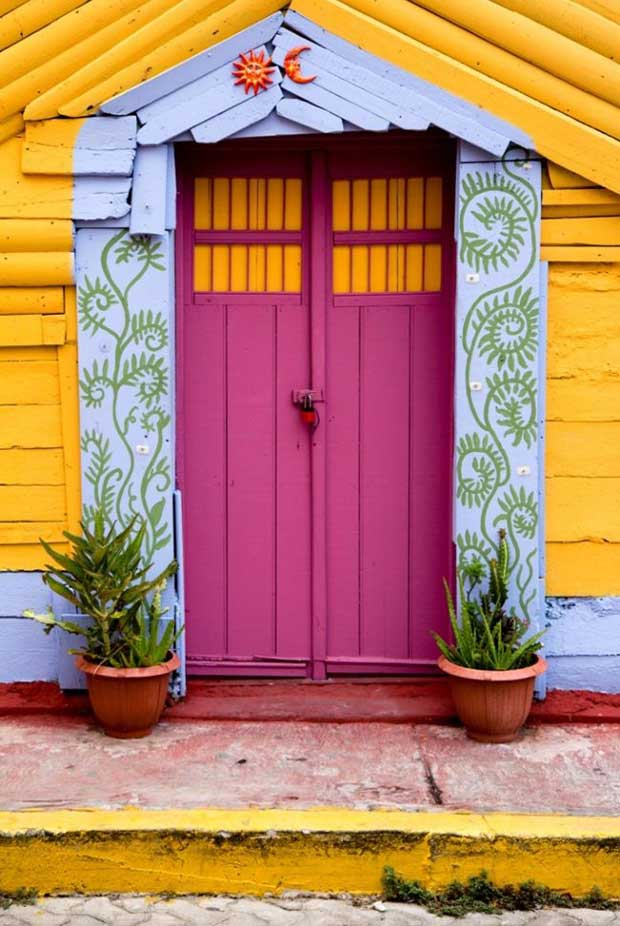 Doors-of-Latin-America-Pink-Door