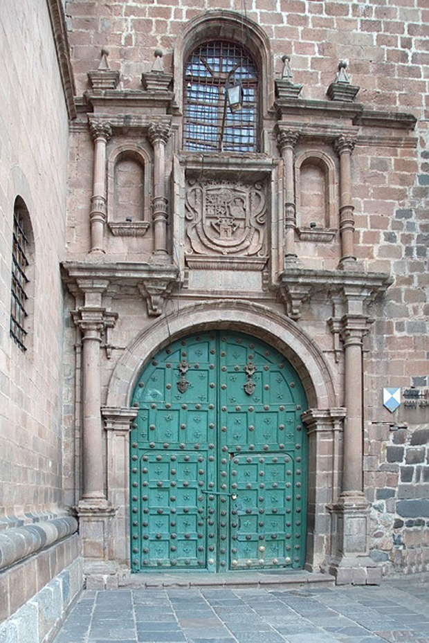 Doors-of-Latin-America-Puerto-Rico-Green-Door