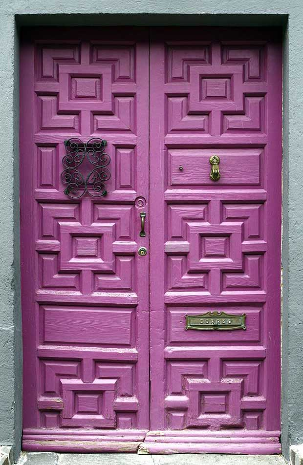 Doors-of-Latin-America-Purple-Door