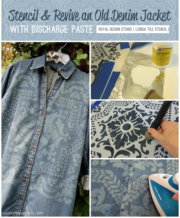 Jean-Jacket-With-Discharge-Paste-Opening-Image