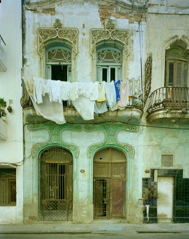 Havana photography by Michael Eastman | Paint + Pattern