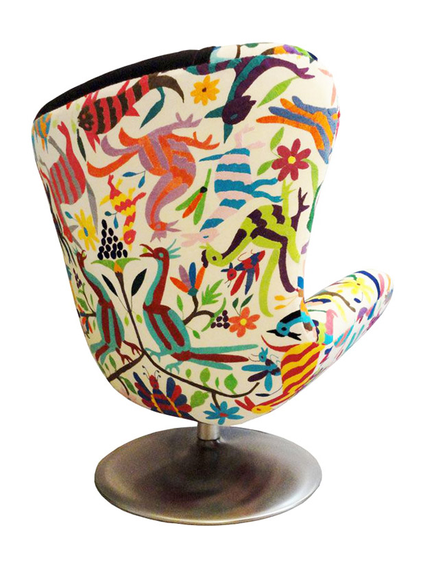 Contemporary Eden Chair | Paint + Pattern
