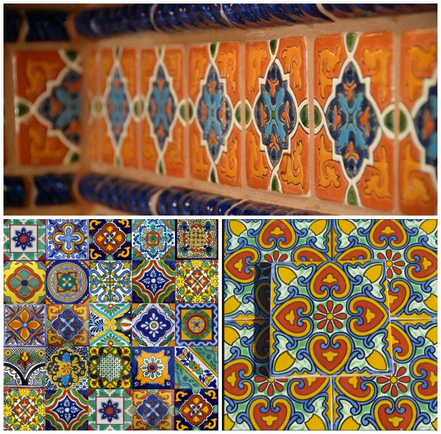 The beautiful patterns of Talavera Tiles | Paint + Pattern