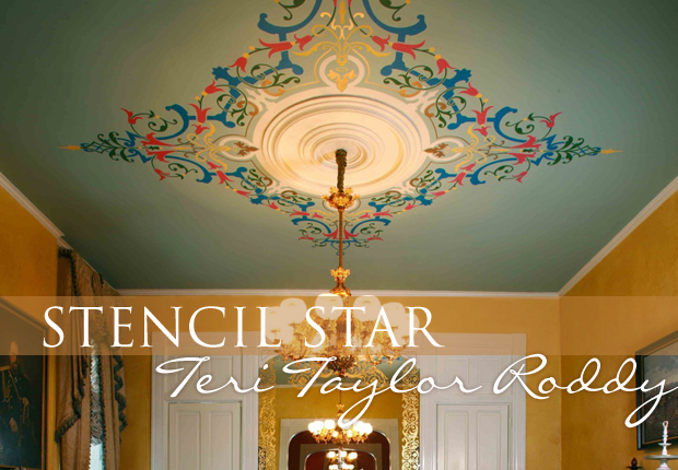 Teri Taylor Roddy Modello Ceiling And Mirror Designs Paint