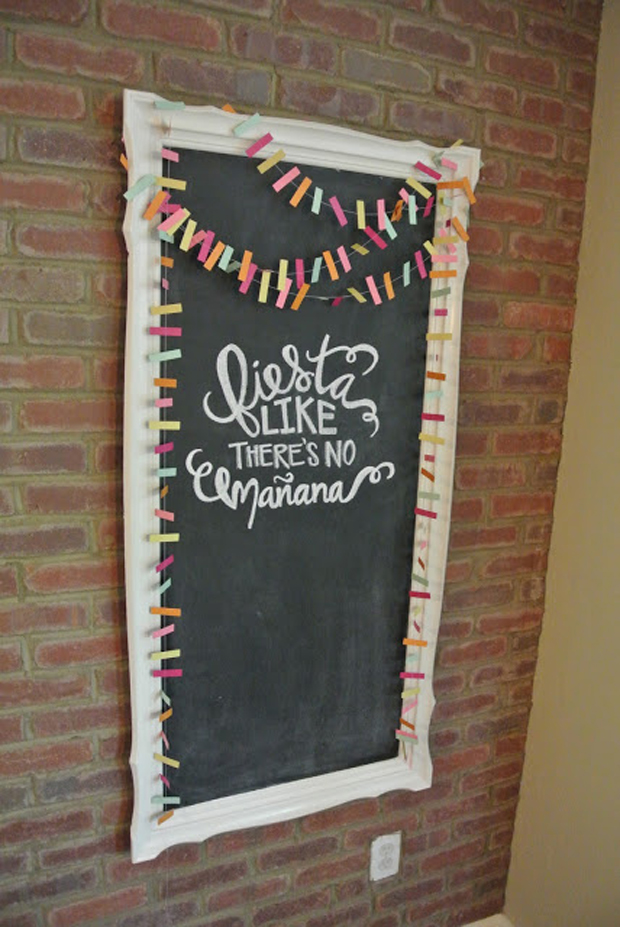 Cinco De Mayo Party Ideas via Paint + Pattern