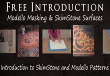 SkimStone Part 1: Intro to SkimStone Concrete Resurfacer & Modello Stencils