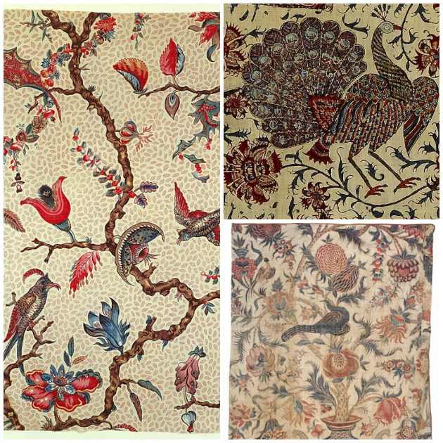 Antique Indienne textile patterns | Paint + Pattern