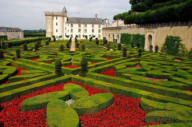 French Formal Garden 3