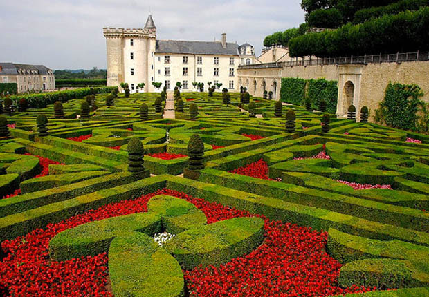 The Fantastic Designs of French Formal Garden
