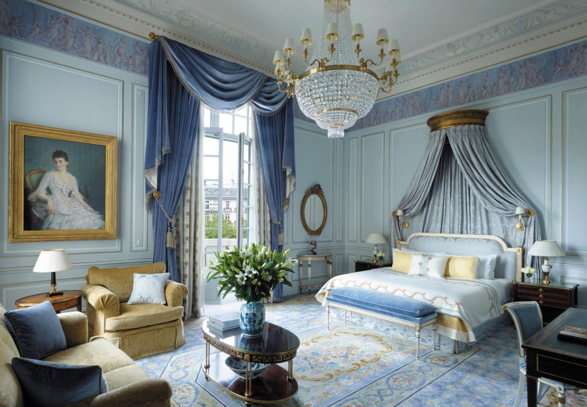 French inspired interior design and d cor ideas paint for Hotel design paris 6