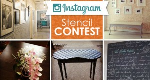 Come Play! Instagram Stencil Contest
