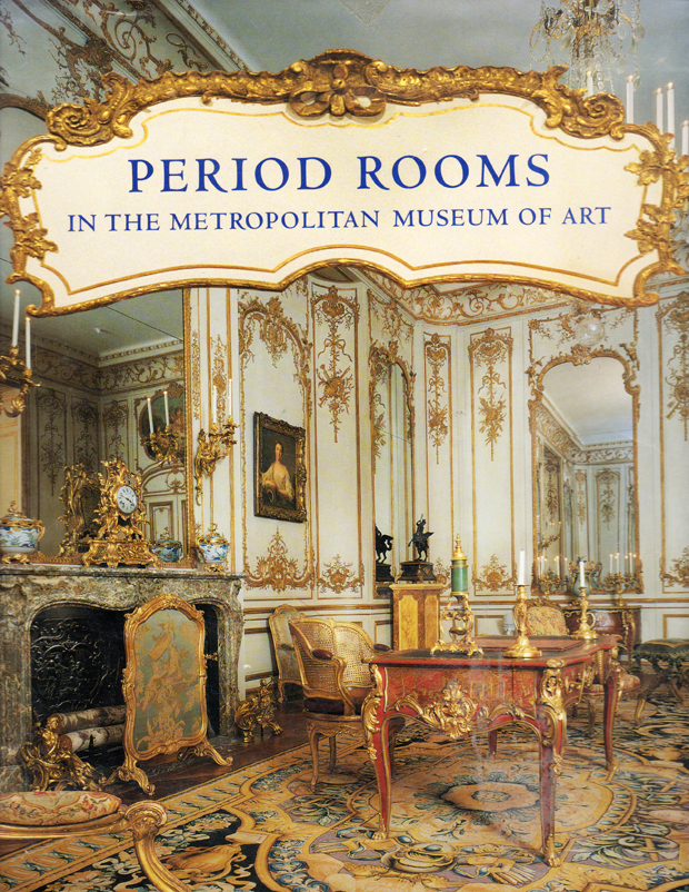 The Impeccable Period Rooms in the Metropolitan Museum of Art | Paint + Pattern