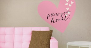 Express yourself with Positive Power Wall Quotes