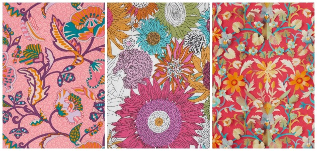 Liberty of London Floral Prints | Paint + Pattern